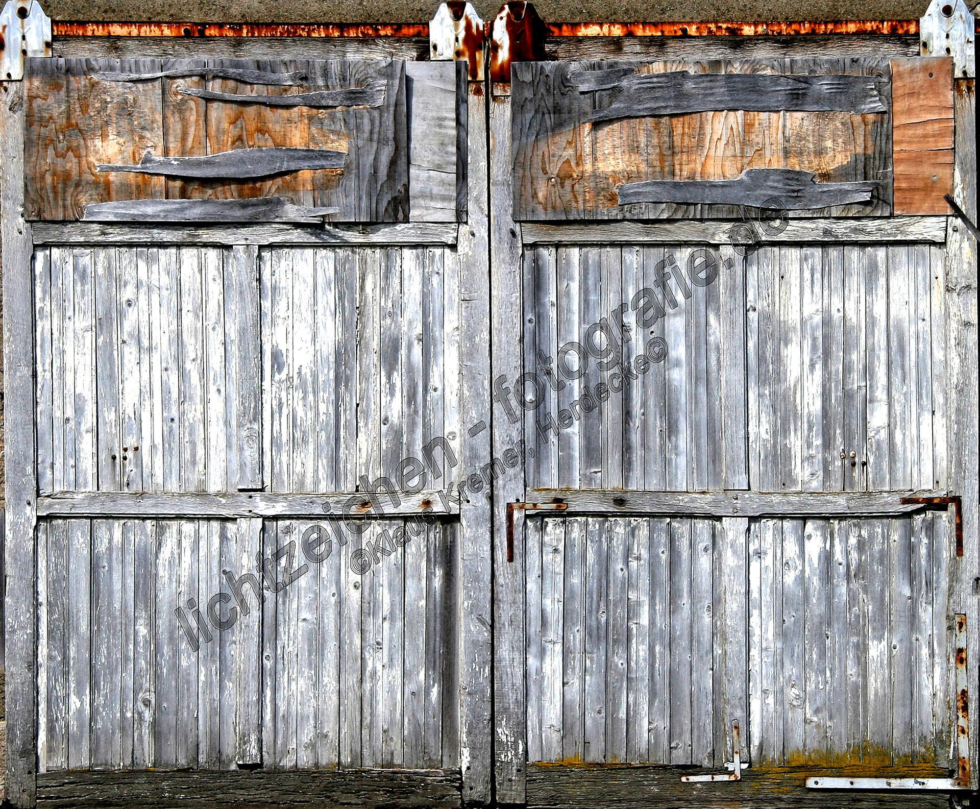 Türen-Tore-Fenster > Werktor