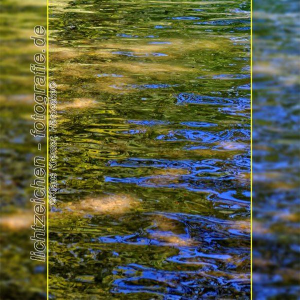 Impressionen > Lichtmalerei in Grün&Blau
