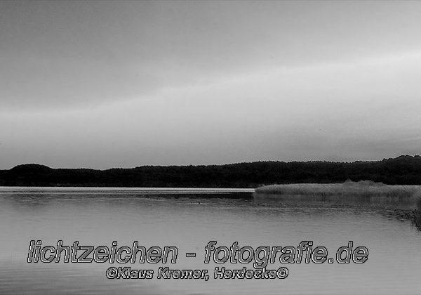 Impressionen > Schmachtensee >Sonnenuntergang #01