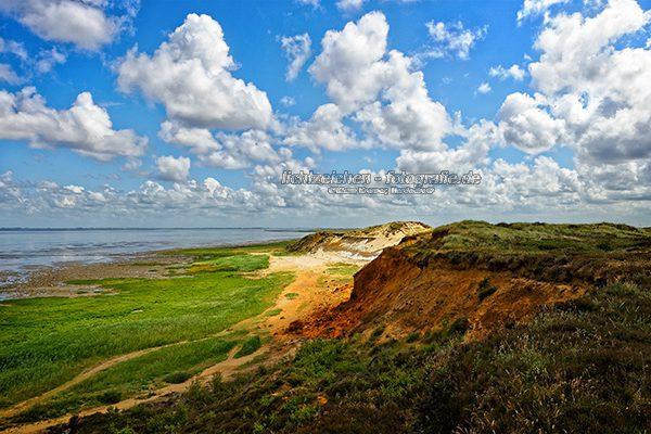 Impressionen > Landschaft > Sylt > Keitum > MorsumKliff > Lichtspiel Morsum-Kliff
