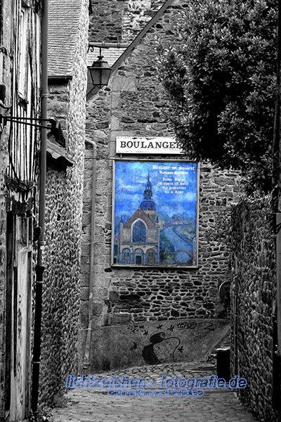 > Impressionen > Stadtansichten > Bretagne > Dinan