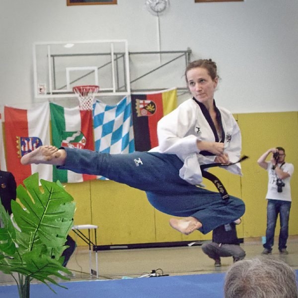 Taekwondo > Bundesranglistenturnier Berlin 2017 > Freestile-Impressionen