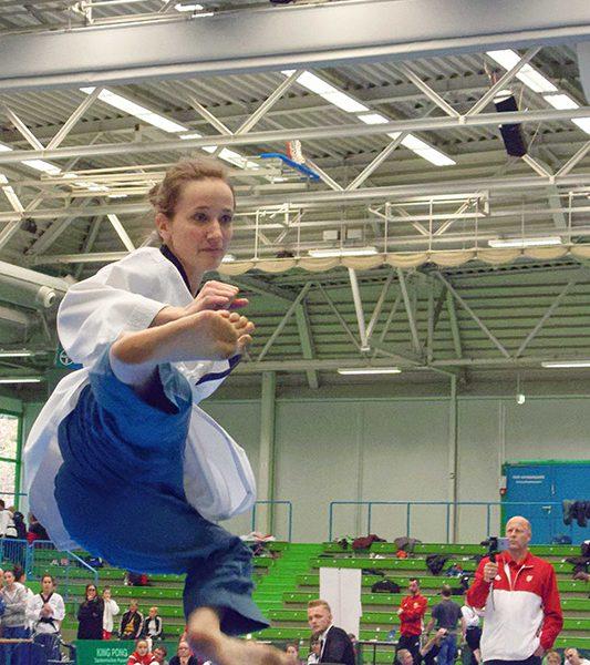 Taekwondo > Deutsche Meisterschaft Wuppertal 2017 > Freestile-Impressionen