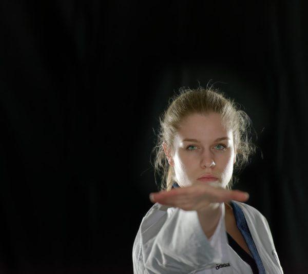 Lichtzeichen Newsletter #10 >Taekwondo Session