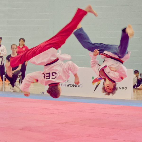Taekwondo >British Taekwondo International Championships London 2018 >Freestile