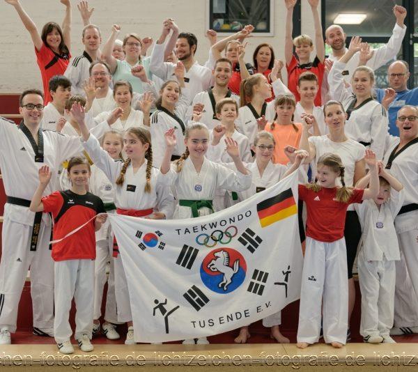 Taekwondo >TuS Ende >Family Day 2019