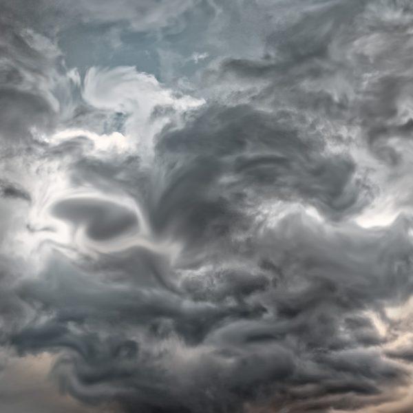 Impressionen >Wolken >Hagelsturm
