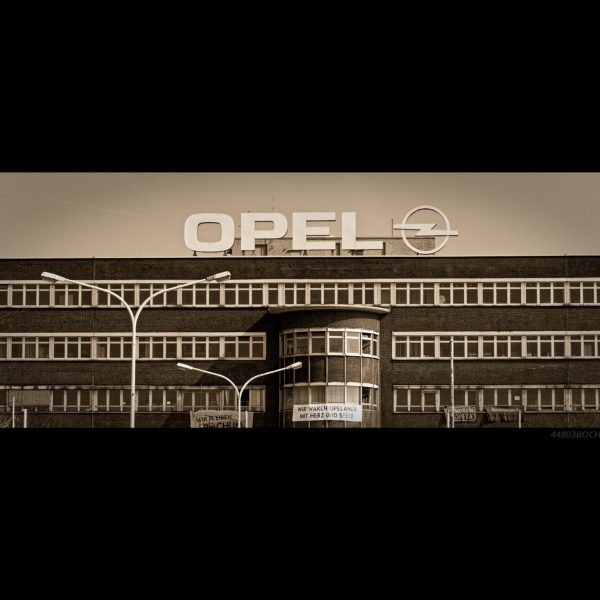 Impressionen >44803Bochum >Abriss Opelwerk 1 #07